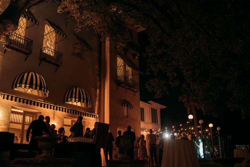 laguna gloria wedding reception