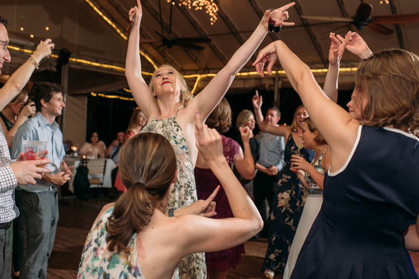 live music makes your wedding great