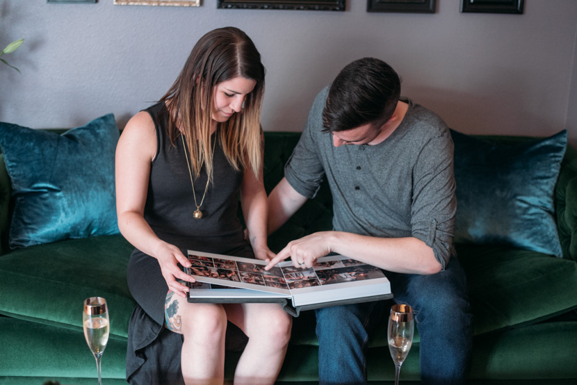 austin wedding photographer albums