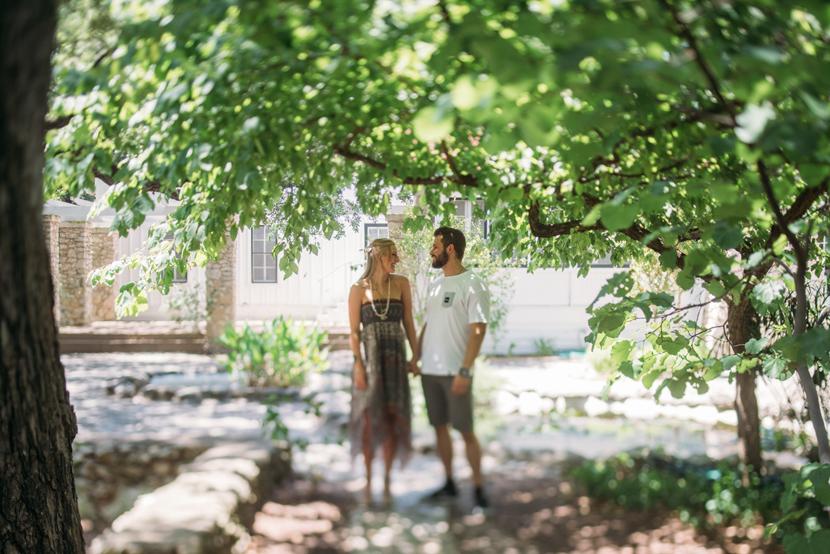 austin engagement proposal photographer
