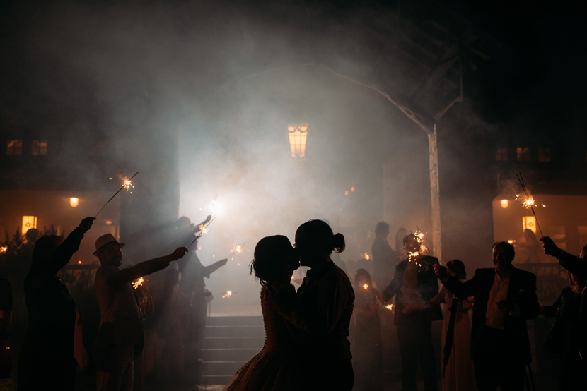 cinematic austin wedding photographer