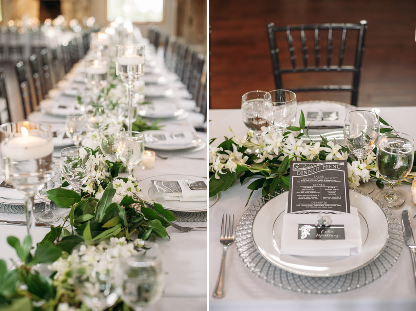 beautifully styled real wedding austin