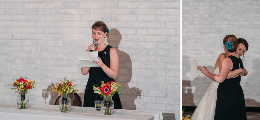 emotional wedding toasts