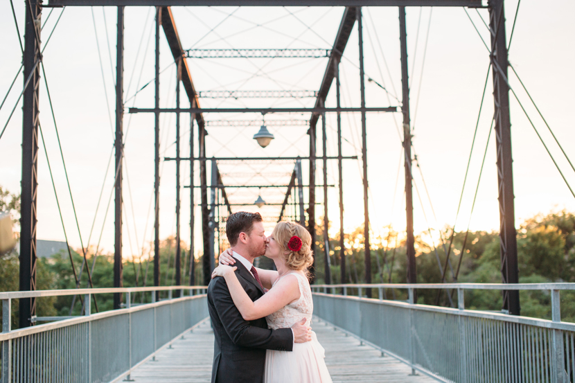 milltown new braunfels wedding