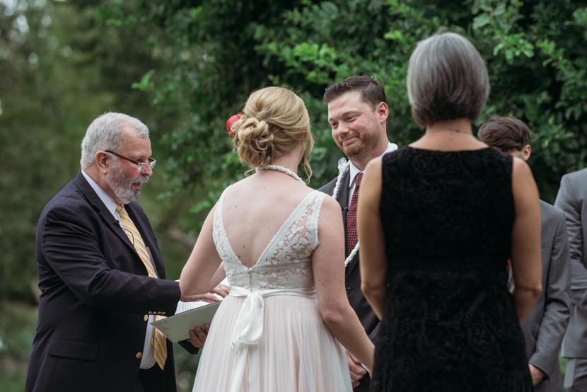 sweet wedding ceremony photos