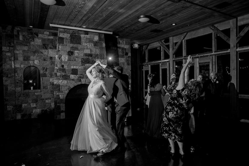 indoor wedding reception venue in texas