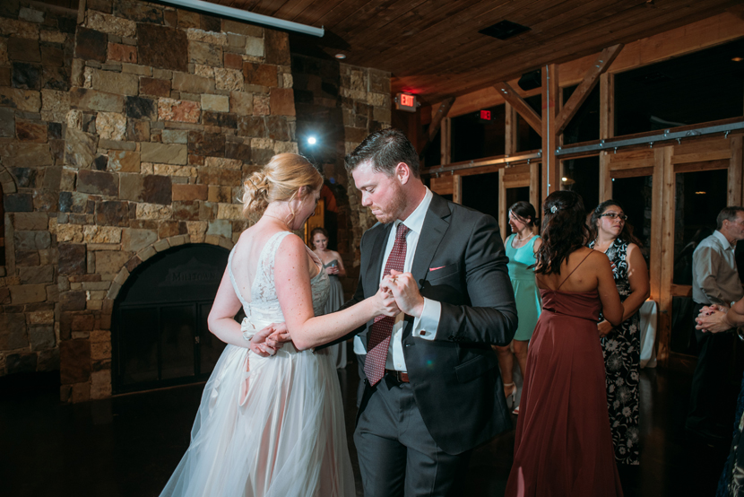 new braunfels wedding reception