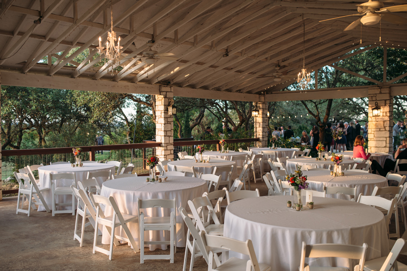 outdoor wedding in austin tx