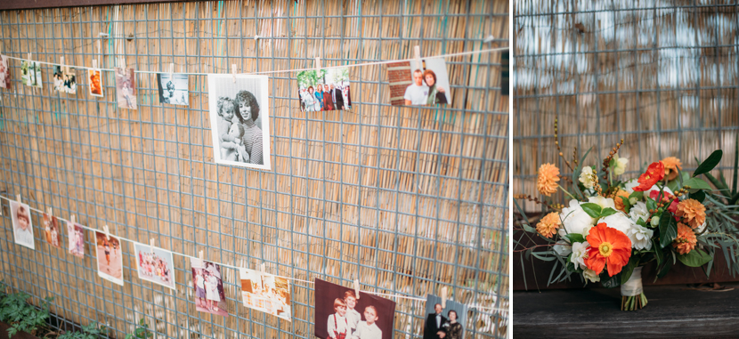 wedding photo timeline