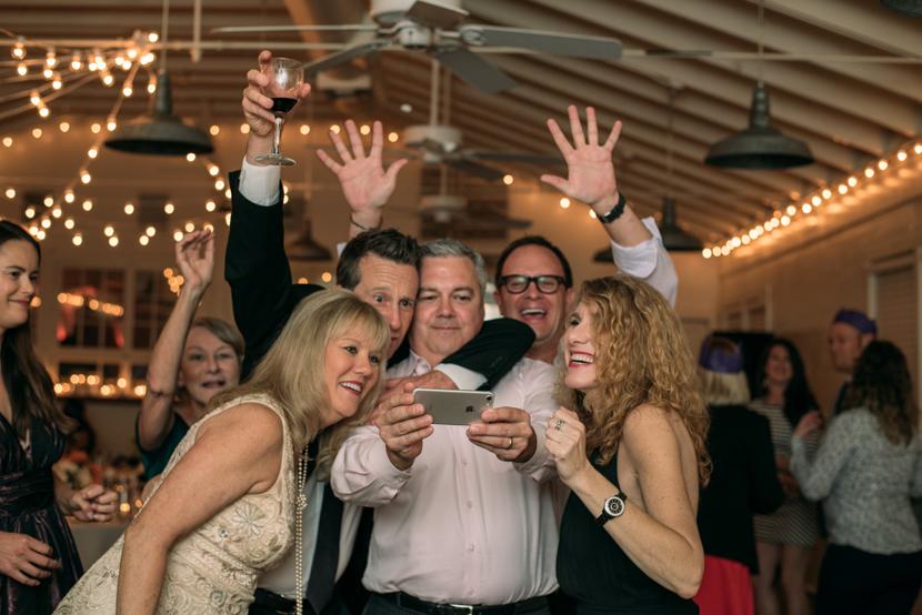 palm door wedding