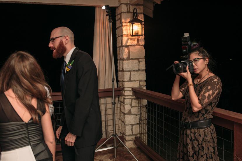 atx wedding bts