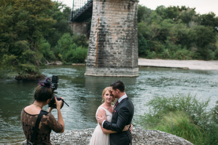 atx wedding bts