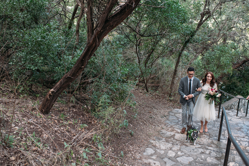 mt bonnell wedding