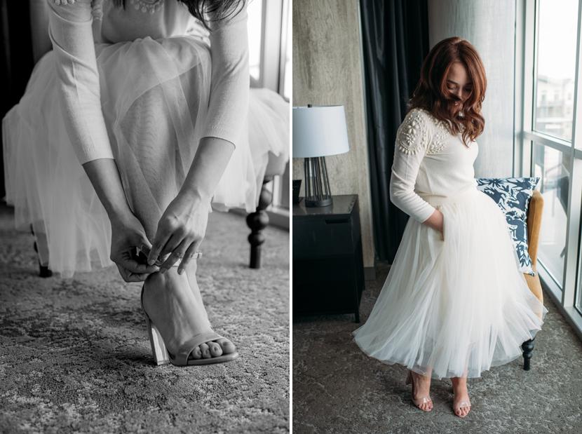 archer hotel bride