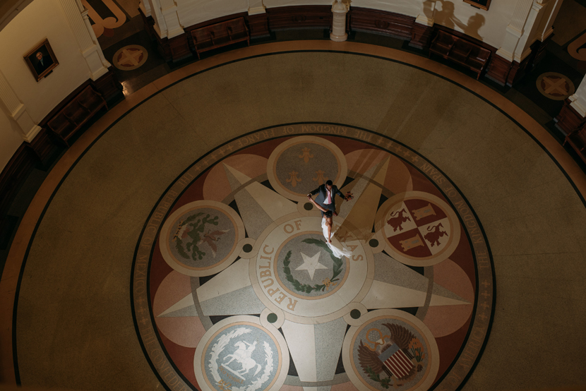 texas capitol wedding