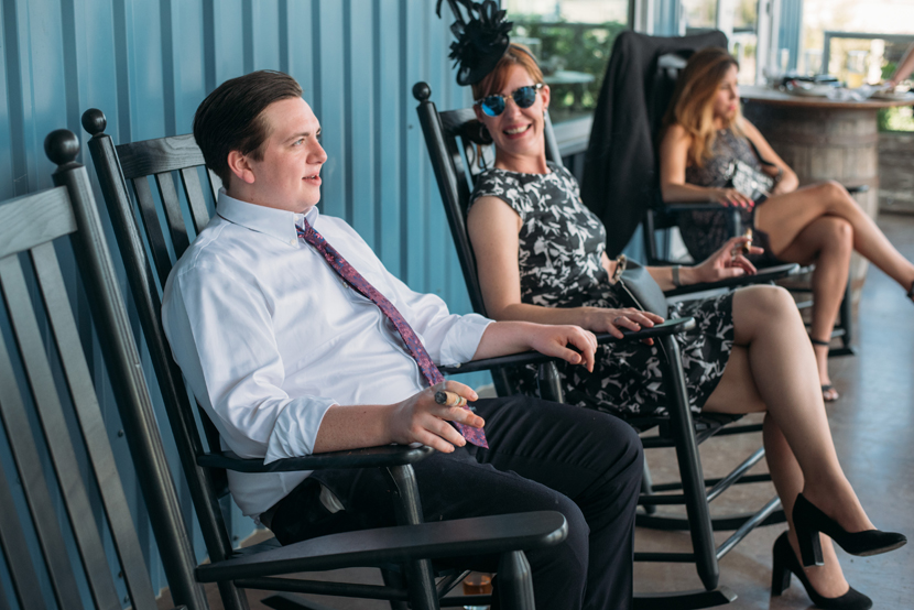 casual texas wedding