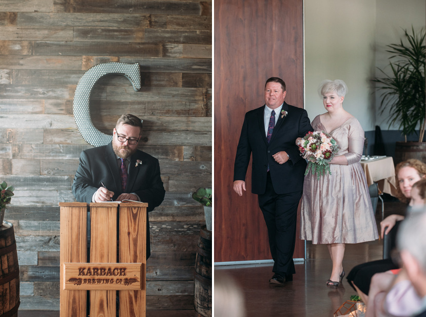 houston brewery wedding