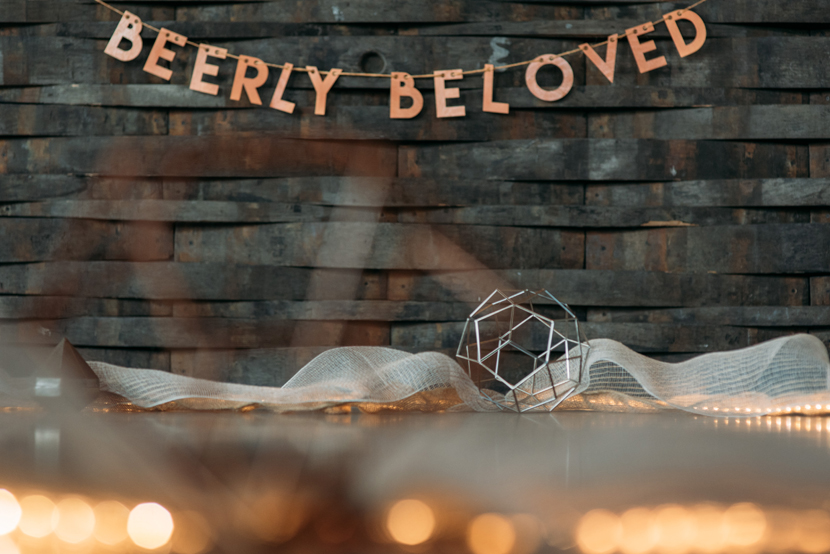 beerly beloved wedding