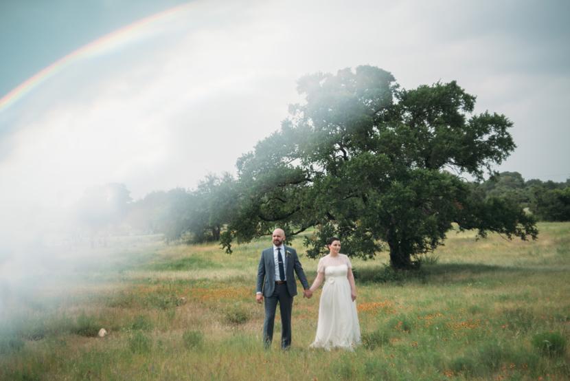 wildflower center elopement