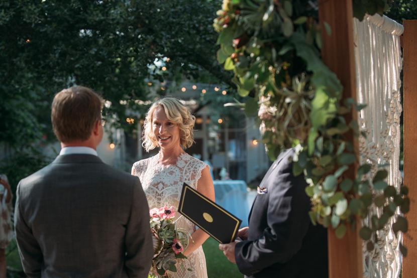 austin wedding ceremony