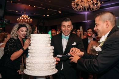 love is love cake austin