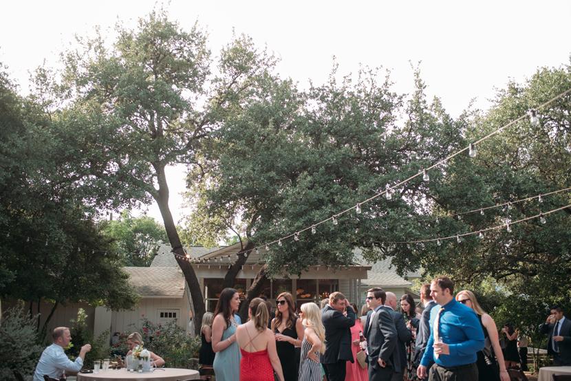 outdoor wedding photos in austin