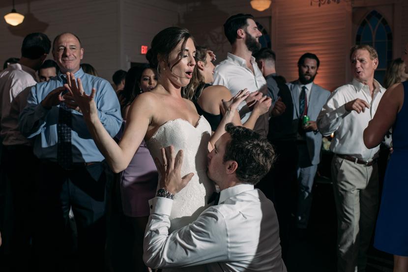 fun austin wedding receptions