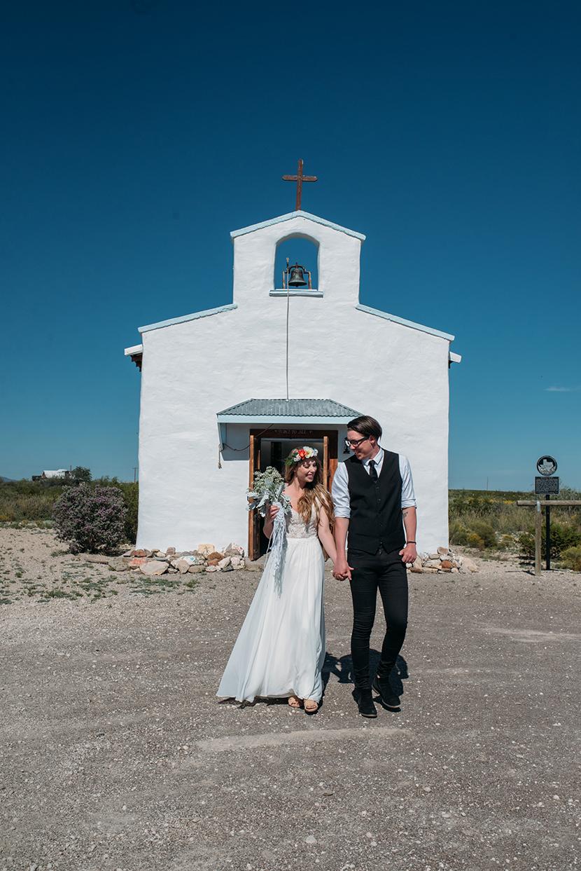 calera chapel elopement