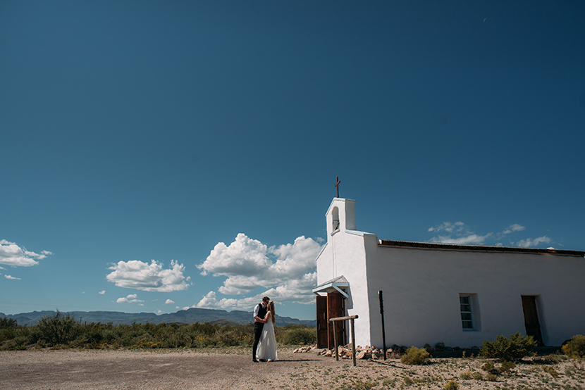 chapel calera in west texas