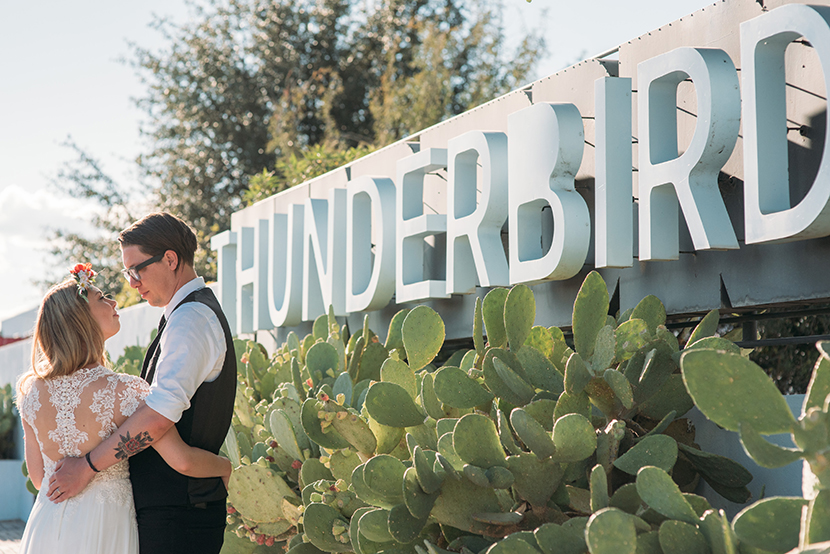 thunderbird hotel marfa wedding