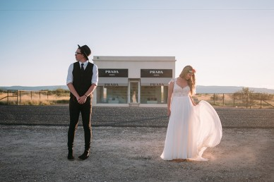 prada marfa wedding photographer
