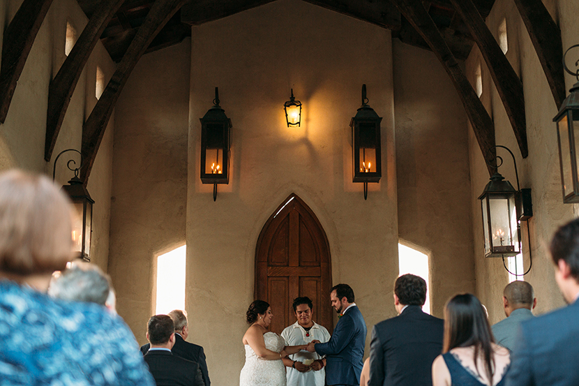 austin chapel ceremony
