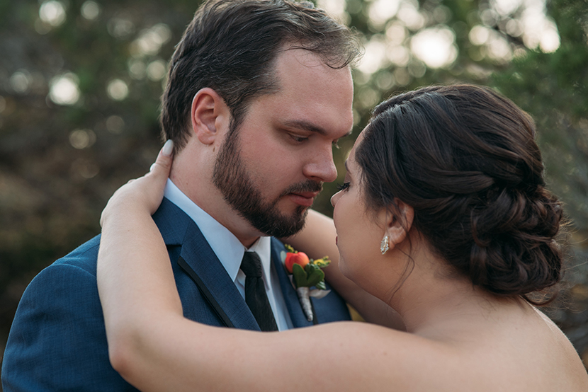 plus size bride austin
