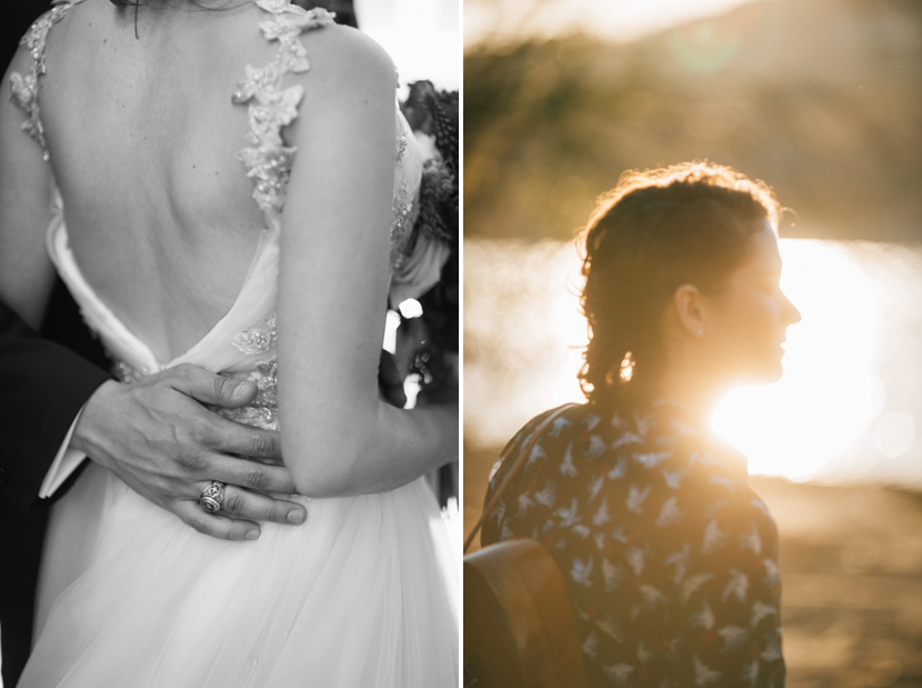 emotive wedding photos