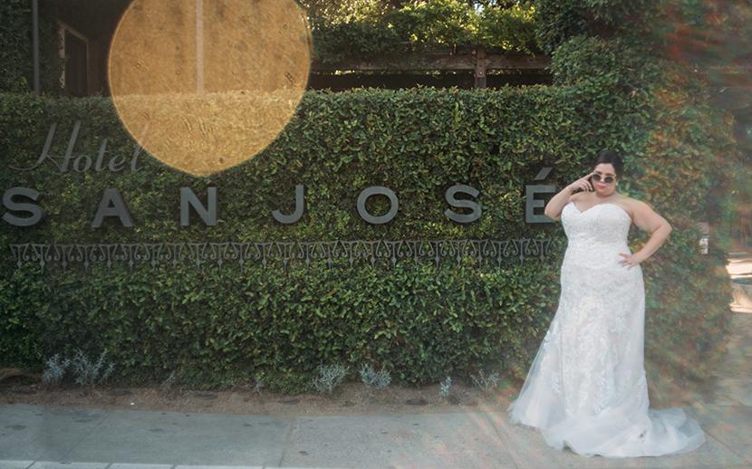 hotel san jose bride