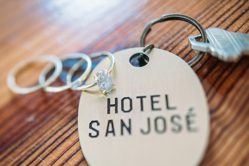 hotel san jose wedding