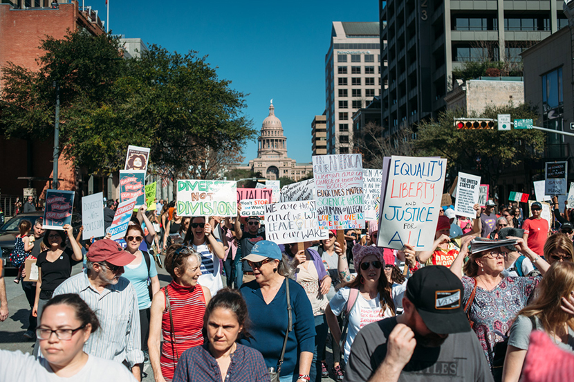 march on austin