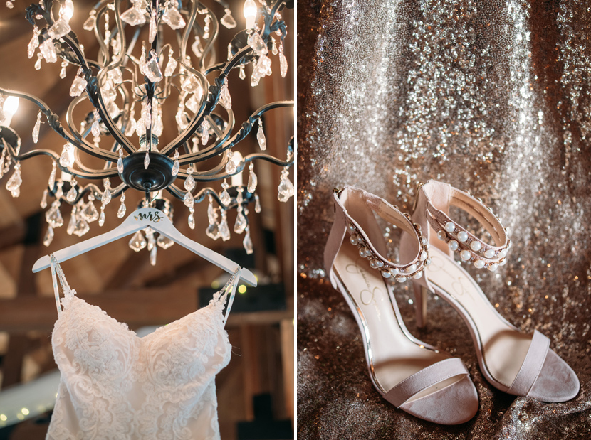 sequin details austin wedding