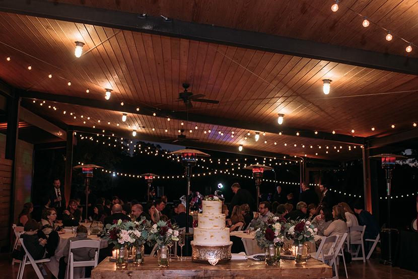 rustic hye wedding
