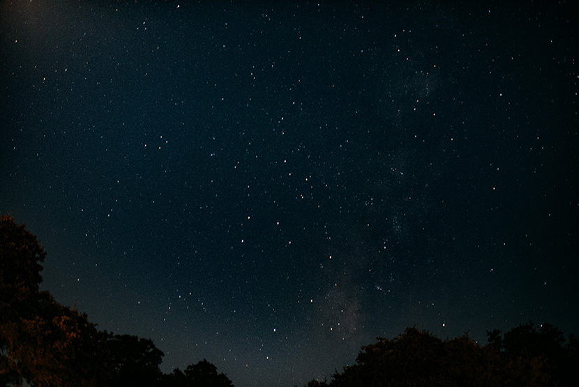stars in hill country texas