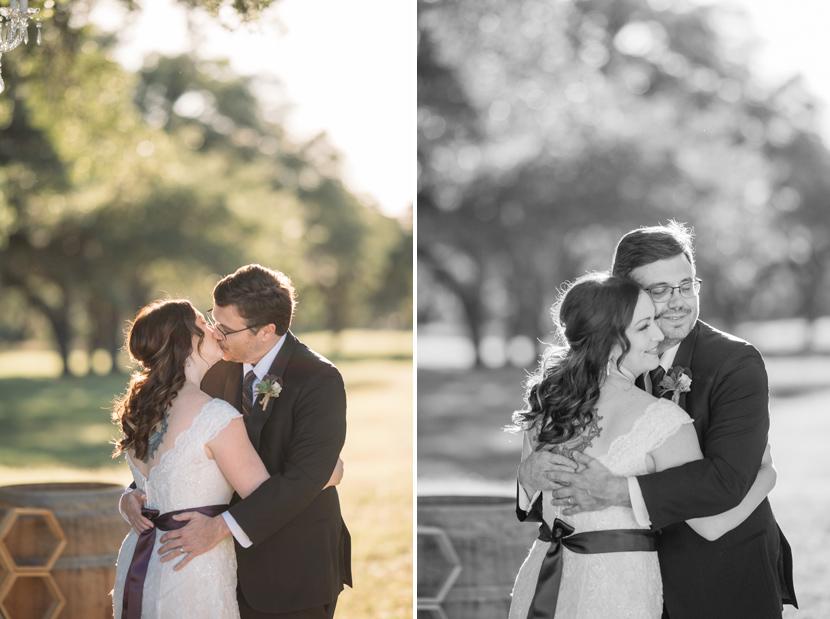 rustic meadow wedding in texas