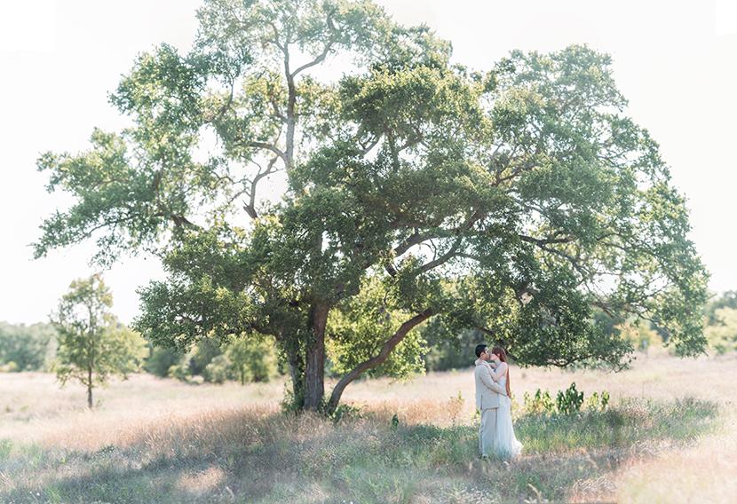 creative elopement photographer austin