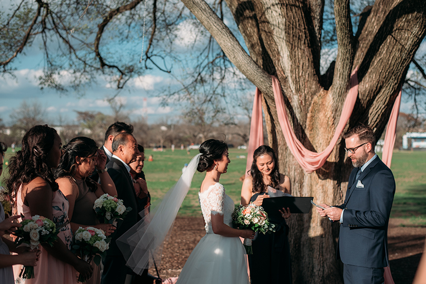 getting married for free in austin