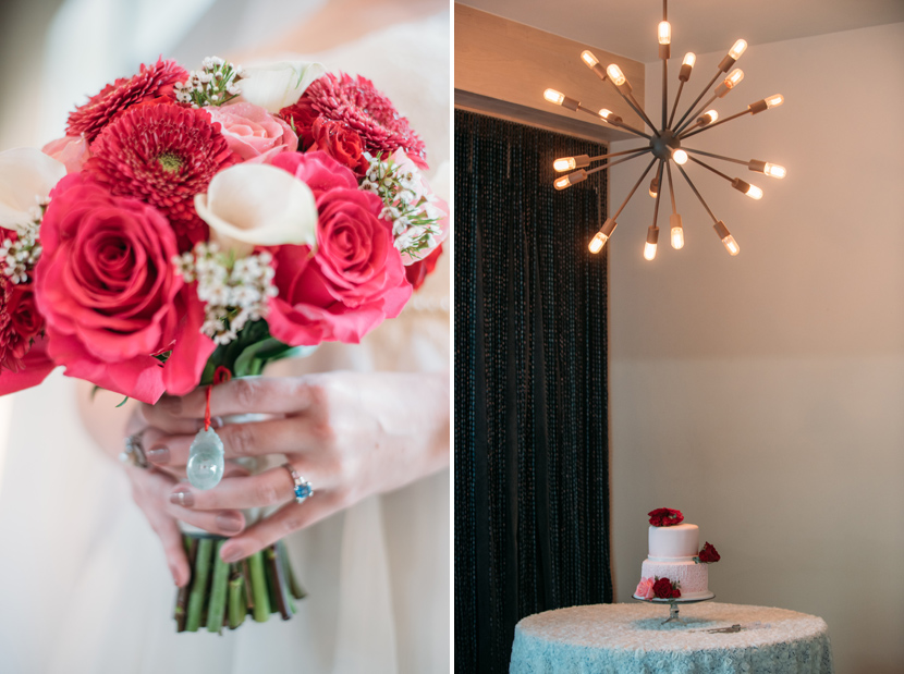 bright blooms for wedding florals