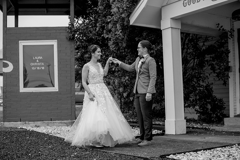 same sex georgetown tx wedding